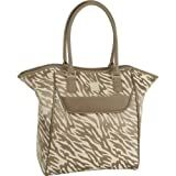 Anne Klein Luggage Lion Mane Tote Bag