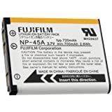 Fujifilm NP-45A Li-Ion Battery - Retail Packaging