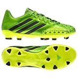 adidas Predator Absolion LZ TRX FG Cleats Black/Electricity