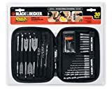 Black & Decker 71-973 Quick Connect 30-Piece Drilling and Screwdriving Set