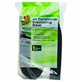 Duck Brand 1284075 Window Air Conditioner Insulating Strip Seal, 2-1/4-Inch By 2-1/4-Inch By 42-Inch, Gray