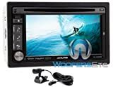 Alpine IVE-W535HD 6.1' Double Din In-Dash Touchscreen Receiver Car Stereo Radio With Bluetooth