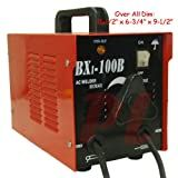 100 AMP ARC Welder Welding Soldering Machine Rod 110 Volt AC