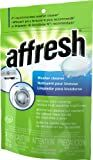 Whirlpool - Affresh High Efficiency Washer Cleaner, 3-Tablets