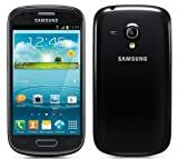 Samsung Galaxy S3 Mini I8190 Sapphire Black Factory Unlocked World Phone