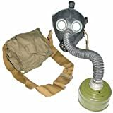 Military Outdoor Clothing Youth P-15 Russian Gas Mask with Filter and Bag