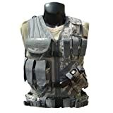 Condor Cross Draw Vest (Acu, X-Large/XX-Large)