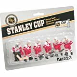 Stiga Detroit Red Wings Table Rod Hockey Players