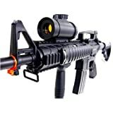 M4 M16 Airsoft Assault Rifle Double Eagle M83A2 Fully Automatic Electric Gun (AEG)