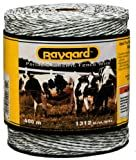 Baygard Electric Fence White Wire - 1312 Feet 00679