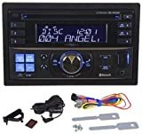 Brand New Alpine CDE-W235BT Double Din In-Dash Car Receiver with Direct iPod/iPhone Control and Steering Wheel Control Ready