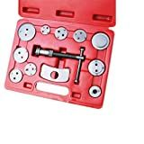 Professional Disc-Brake Caliper Wind-Back Tool Kit
