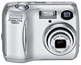 Nikon Coolpix 3200 3.2MP Digital Camera with 3x Optical Zoom