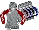 Adidas Womens Shawl Collar Hoodie, Pullover Fleece Jacket
