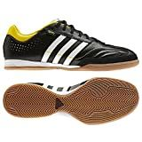 Adidas 11NOVA IN Soccer Shoes - Black/White (Mens)