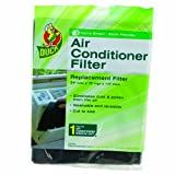 Duck Brand 1285234 24-Inch by 15-Inch by 1/4-Inch Foam Air Conditioner Filter