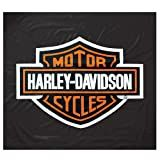 Harley-Davidson® Vinyl Pool Table Cover