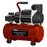 Pro-Force VPF1080318 3-Gallon Oil Free Air Compressor with Kit