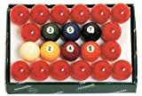 Aramith 2 1/8-Inch Snooker Balls (Set)