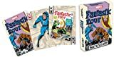 Marvel Comics Fantastic Four Playing Card Game