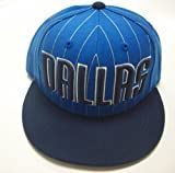 Dallas Mavericks adidas Originals Light Blue Buzzer-Beater Flat Brim Snapback Adjustable Hat
