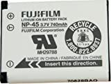 Fujifilm NP-45 Lithium Ion Rechargeable Battery for Fuji Z & J Series Digital Cameras