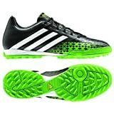 Adidas Predator Absolado LZ TRX TF Cleats - Black/Running White/Ray Green (Men)