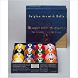 Super Aramith Tv Pro-Cup Pool Ball Set