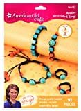 American Girl Crafts Beaded Bracelets and Rings Kit, 2013 Girl of The Year Saige
