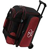 Elite Deuce Burgundy/Black Bowling Bag