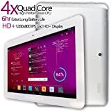 10' G-Tab Quantum Android 4.2 HD+ IPS Quad Core Tablet PC (10.1-Inch IPS, WiFi)