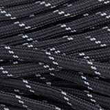 Reflective 550 Paracord Type III 7 Strand Parachute Cord 25FT, 50FT, 100FT
