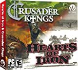 Crusader Kings/Hearts of Iron (Jewel Case) - PC