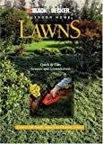 Lawns: Quick and Easy Grasses and Groundcovers (Black & Decker Outdoor Home)