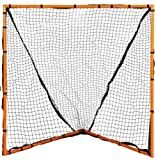 Champion Sports Backyard Lacrosse Goal (Orange, 6 x 6-Feet)