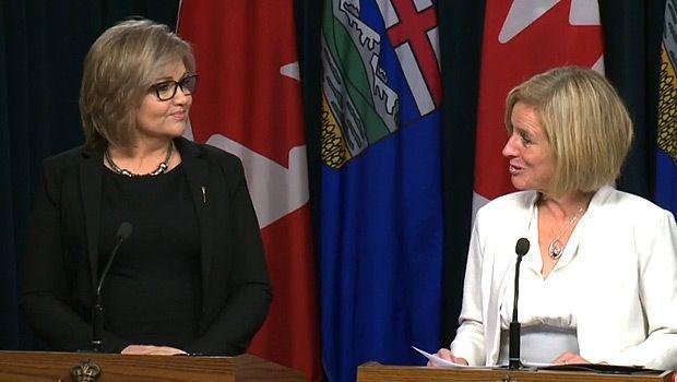 Calgary MLA Sandra Jansen crosses floor to NDP