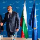 """""""Денешен"""" (РСМ): Заев и Борисов станаха приятели, но не и двете държави"""