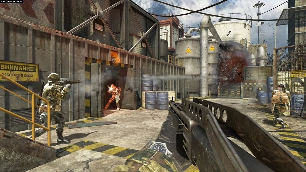 """""""Call of Duty: Black Ops"""" (2010) -SKIDROW"""