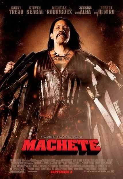 Maczeta / Machete (2010)[pl] 320x240 mp4