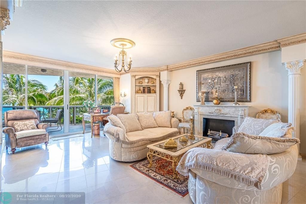 L'Hermitage for Sale - 3200 N Ocean Blvd, Unit 604, Fort Lauderdale 33308, photo 4 of 18