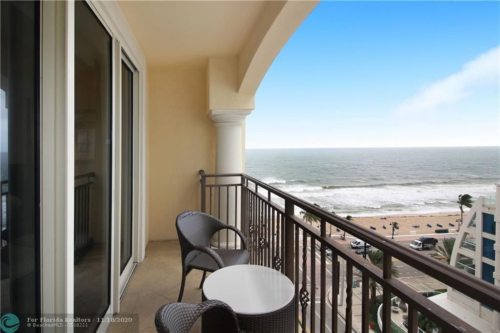 Atlantic Hotel Condominium for Sale - 601 N Fort Lauderdale Beach Blvd, Unit 914, Fort Lauderdale 33304, photo 12 of 15