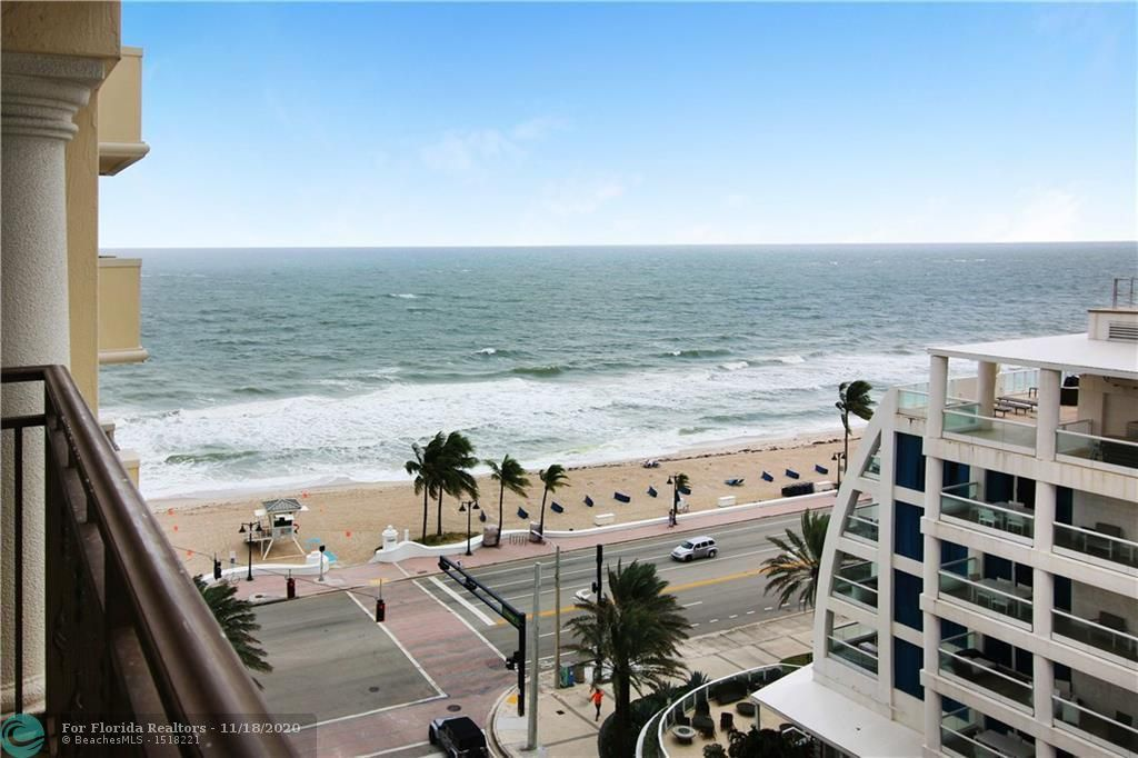 Atlantic Hotel Condominium for Sale - 601 N Fort Lauderdale Beach Blvd, Unit 914, Fort Lauderdale 33304, photo 13 of 15