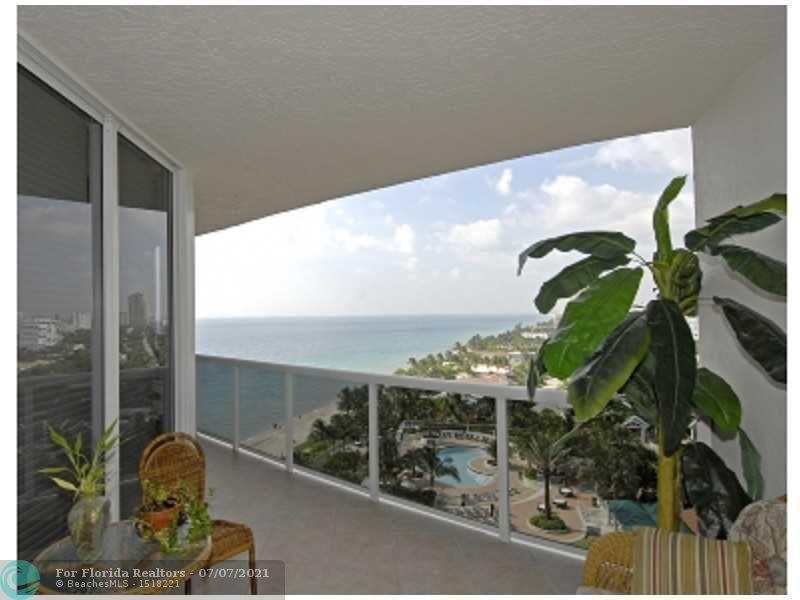 L'Hermitage for Sale - 3200 N Ocean Blvd, Unit 1106, Fort Lauderdale 33308, photo 2 of 9