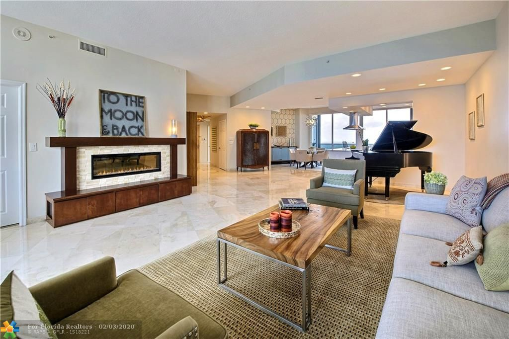 L'Hermitage for Sale - 3100 N Ocean Blvd, Unit 2603, Fort Lauderdale 33308, photo 10 of 29