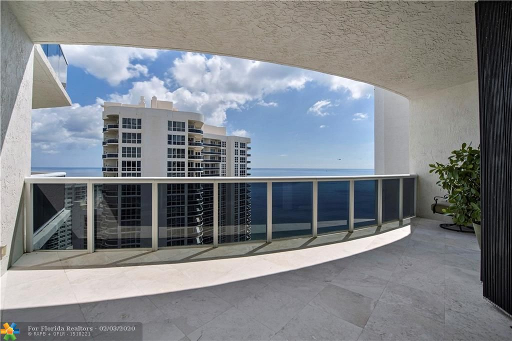 L'Hermitage for Sale - 3100 N Ocean Blvd, Unit 2603, Fort Lauderdale 33308, photo 3 of 29