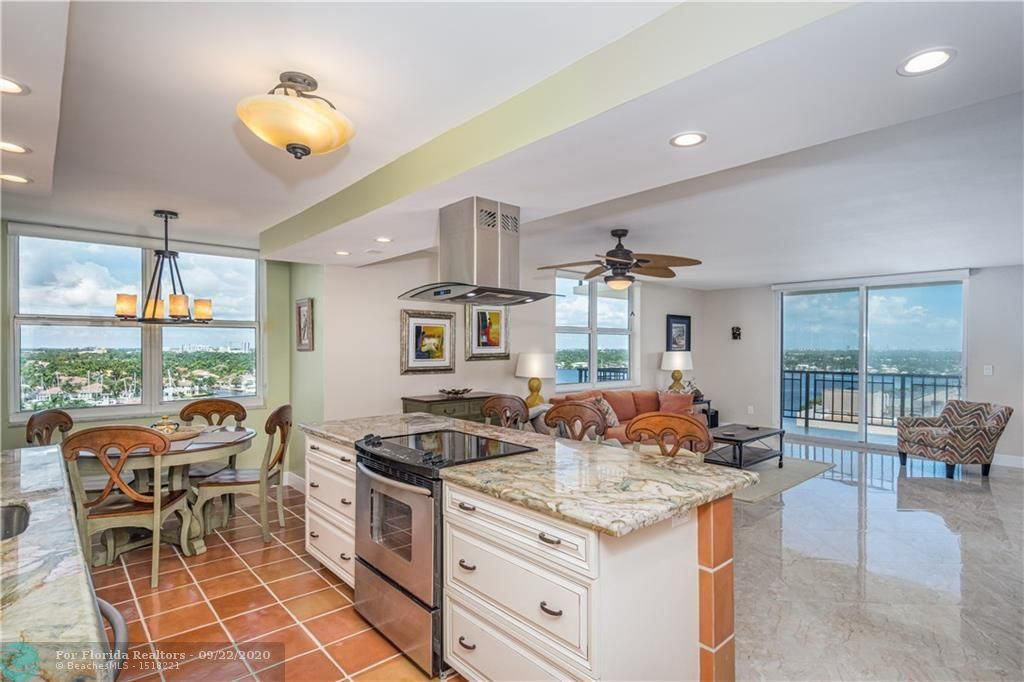 Oxford Towers for Sale - 1501 S Ocean Dr, Unit 1401, Hollywood 33019, photo 5 of 26