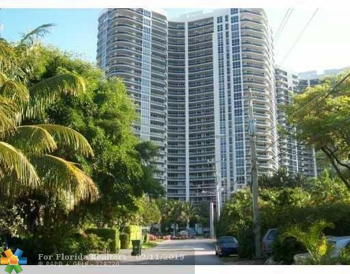 L'Hermitage for Sale - 3200 N OCEAN BL, Unit 807, Fort Lauderdale 33308, photo 1 of 7