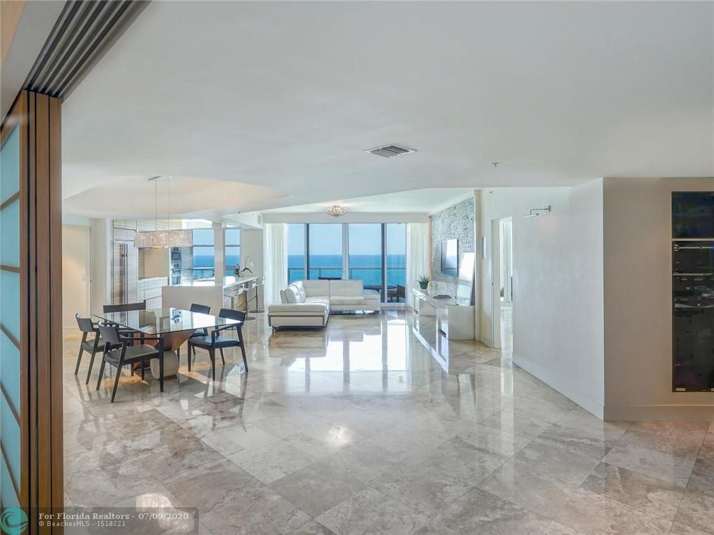 Renaissance On The Ocean for Sale - 6051 N Ocean Drive, Unit 1006, Hollywood 33019, photo 6 of 38