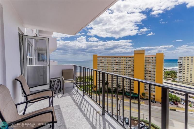 Parliament House for Sale - 405 N Ocean Blvd, Unit 1528, Pompano Beach 33062, photo 1 of 36