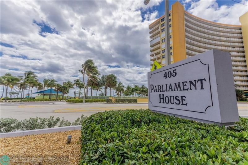 Parliament House for Sale - 405 N Ocean Blvd, Unit 1528, Pompano Beach 33062, photo 24 of 36